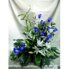 Centro Regalo de Flores Naturales ref 12