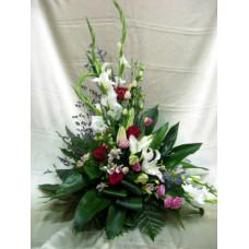 Centro Regalo de Flores Naturales ref 13