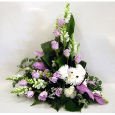 Centro Regalo de Flores Naturales ref 17