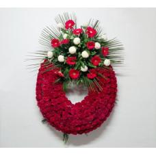 Corona de Flores Naturales ref 2