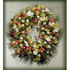Corona de Flores Surtidas