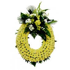 Corona de Flores Naturales ref 1