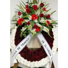 Corona de Flores Naturales ref 5