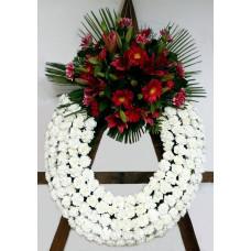 Corona de Flores Naturales ref 6