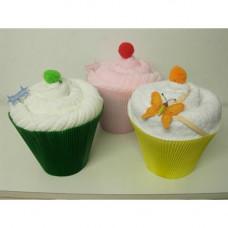Canastilla Cupcake