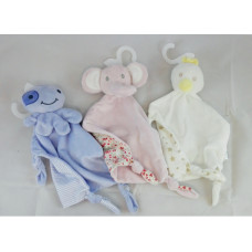 Manta Bebé con Peluche Atrapasueños ref 1